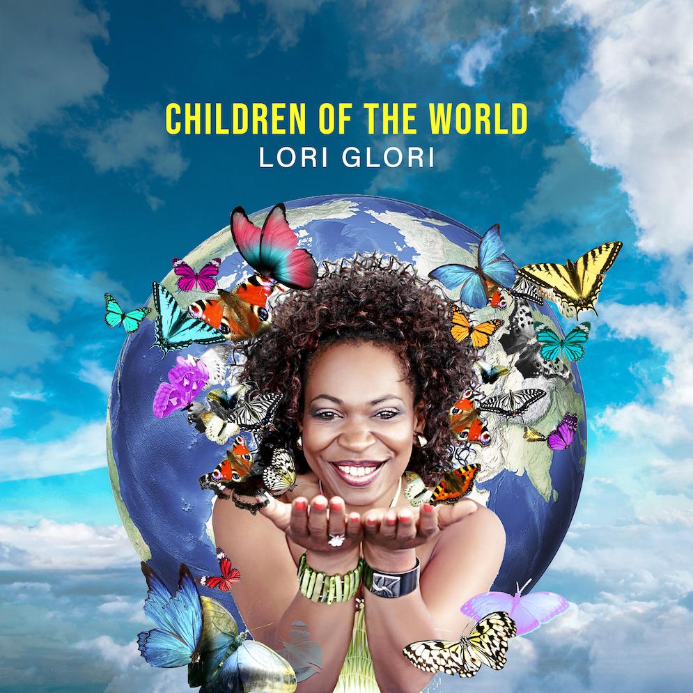 """Lori Glori lansează un imn pentru copiii din întreaga lume, """"Children of the World""""!"""