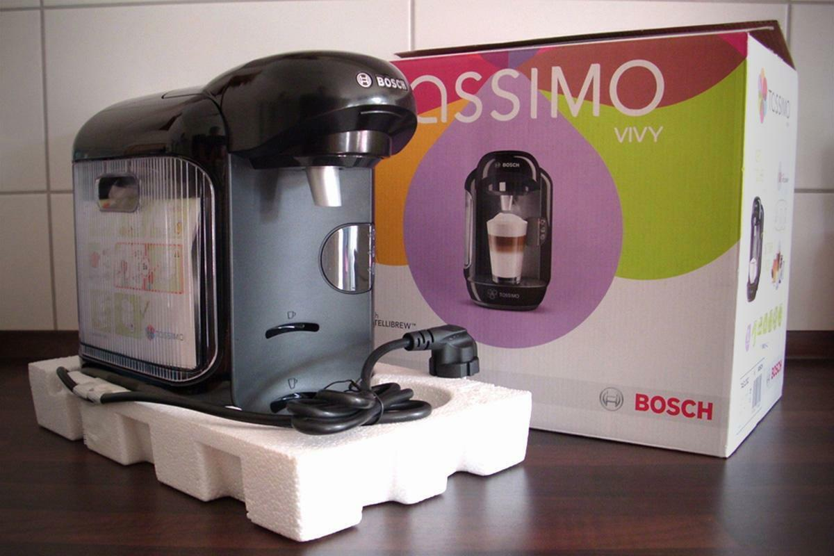 Espressor Bosch Tassimo Vivy II TAS1402