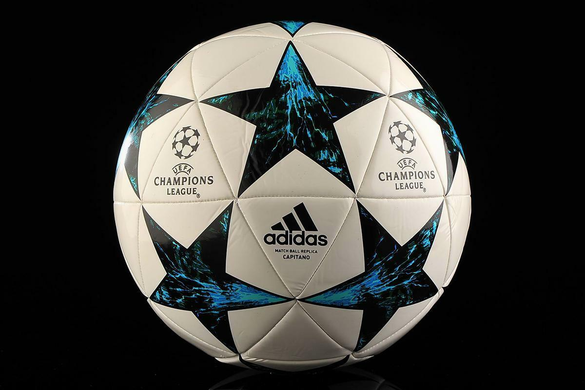 Minge de fotbal Adidas Finale 17 Capitano