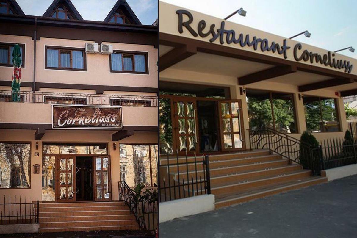 Hotel Corneliuss - Galati
