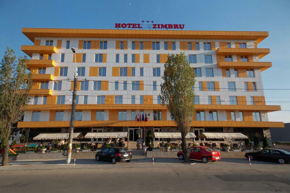 Hotel Zimbru - Iasi