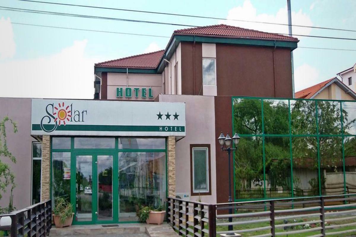 Hotelul Solar - Focsani