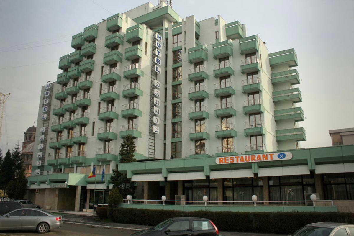 Hotelul Sarmis - Deva
