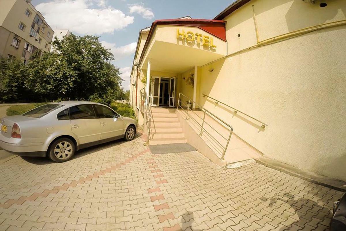 Hotelul Olimp, Cluj-Napoca