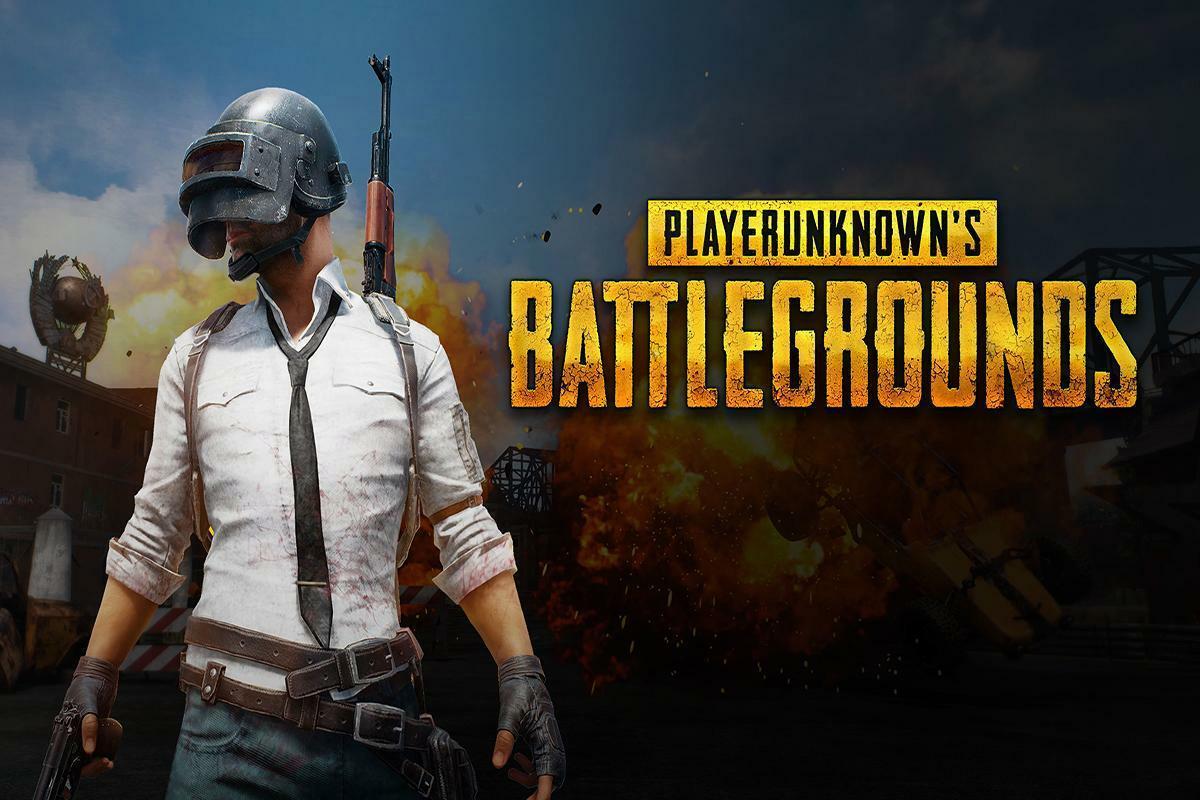 PlayerUnknow's Battleground - joc de actiune