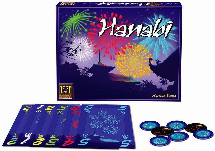 Hanabi: un mic foc de artificii în buzunarul tău