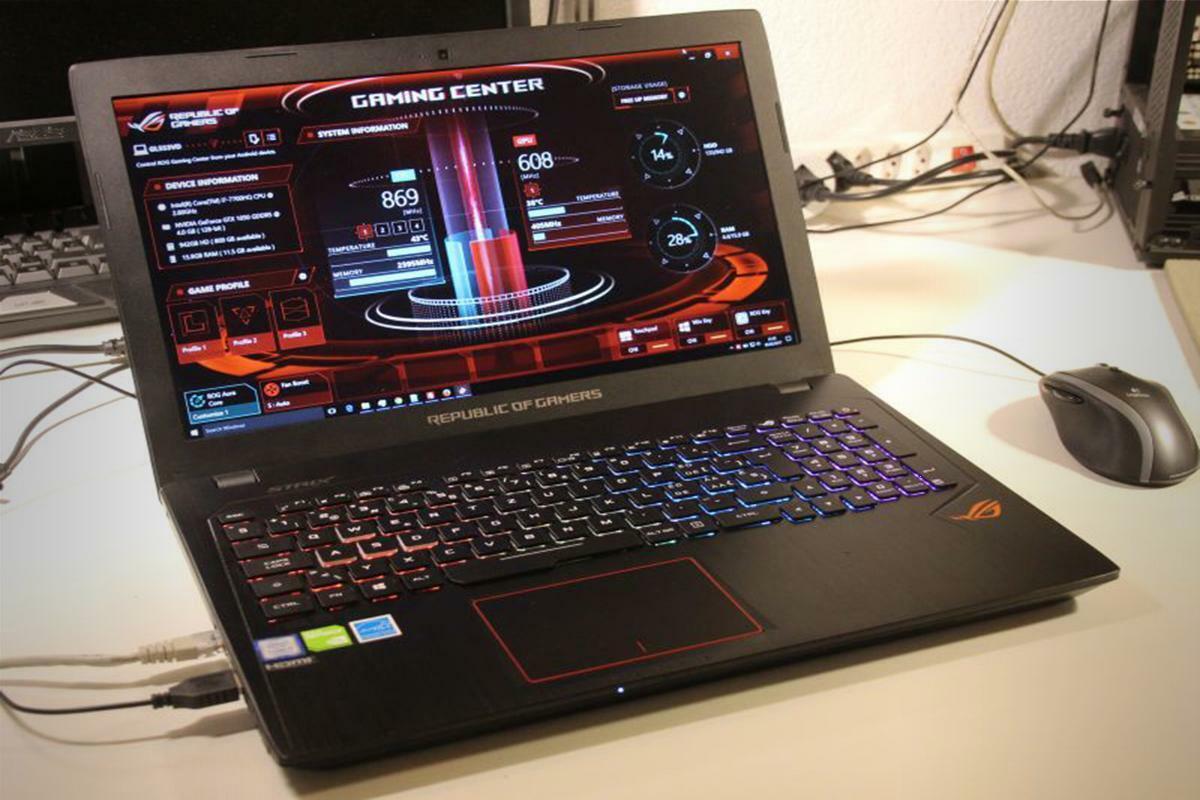 Laptop Asus ROG GL553-FY009