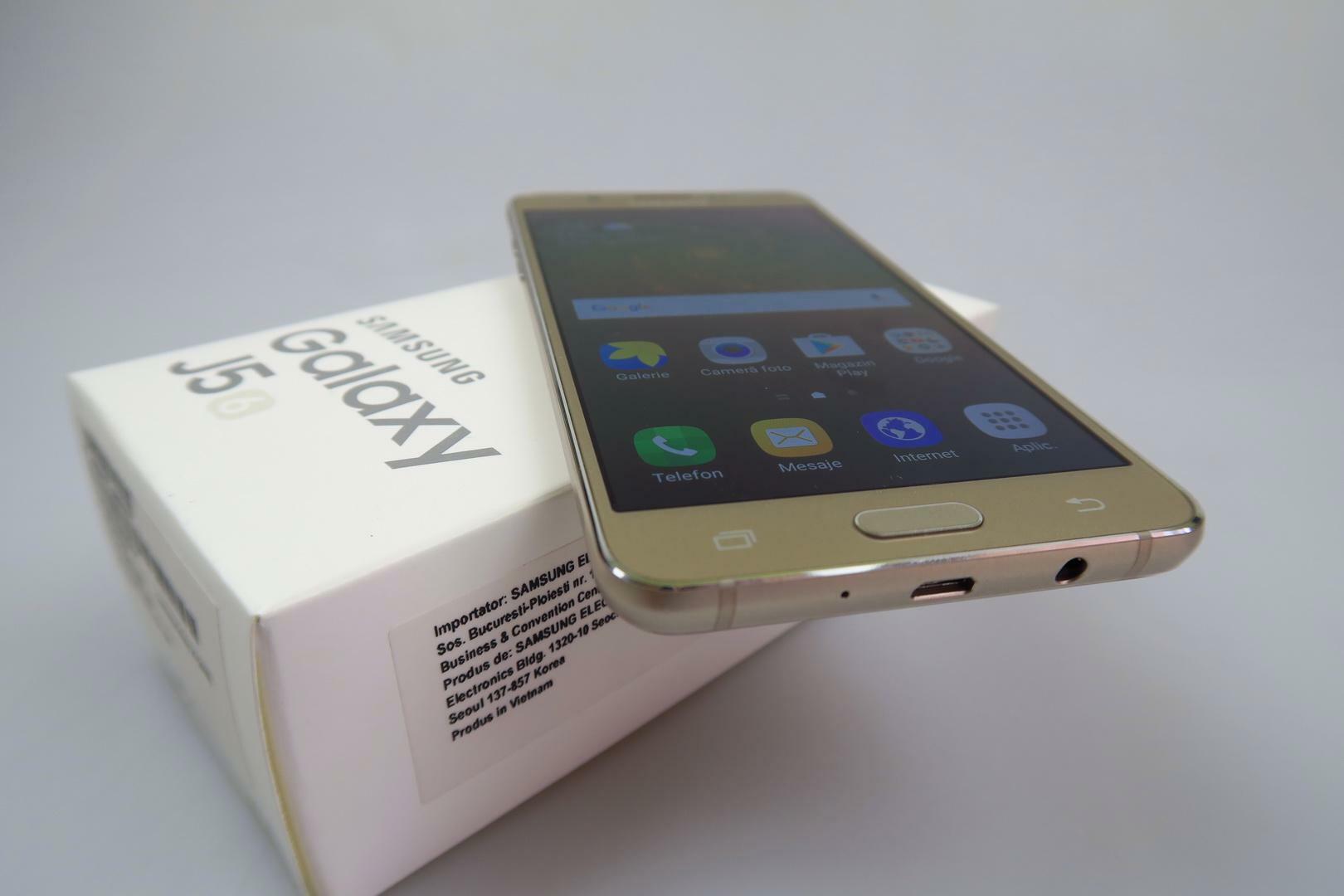 Telefon mobil Samsung Galaxy J5 2016