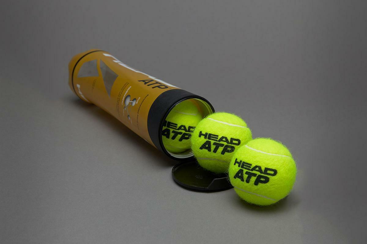 Set de mingi - Head ATP 4