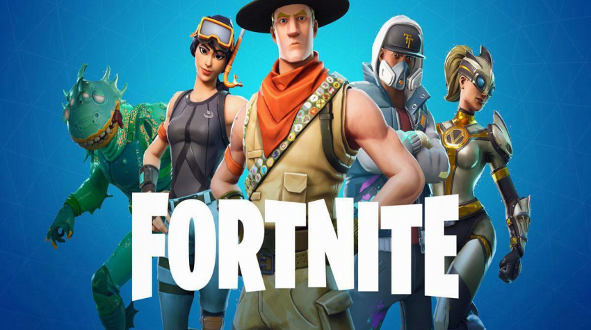 Imagine impresie Fortnite (joc)